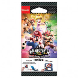 Coperta MARIO SPORTS SUPERSTARS AMIIBO CARDS