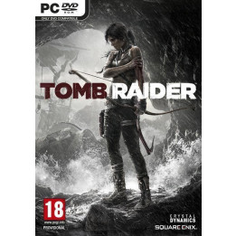 Coperta TOMB RAIDER - PC