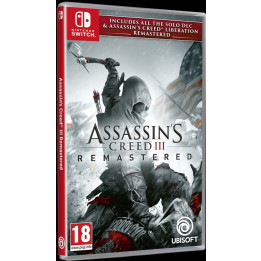 Coperta ASSASSINS CREED 3 & ASSASSINS CREED LIBERATION REMASTER - SW
