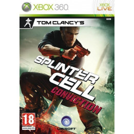 Coperta SPLINTER CELL CONVICTION CLASSICS - XBOX360