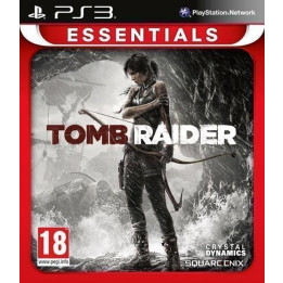 Coperta TOMB RAIDER ESSENTIALS - PS3