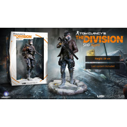 THE DIVISION SHD AGENT FIGURINE