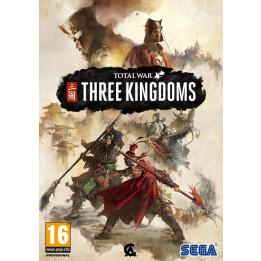 Coperta TOTAL WAR THREE KINGDOMS LIMITED EDITION - PC