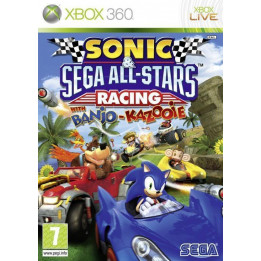 Coperta SONIC AND SEGA ALL STAR RACING CLASSICS - XBOX360