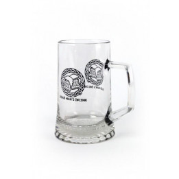 Coperta SKYRIM DEAD MANS DRINK BEER GLASS