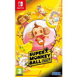 Coperta SUPER MONKEY BALL BANANA BLITZ - SW