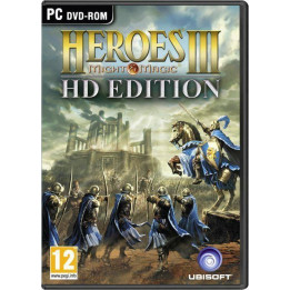 Coperta HEROES OF MIGHT & MAGIC 3 HD EDITION - PC