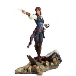 ASSASSINS CREED UNITY ELISE THE FIERY TEMPLAR STATUE