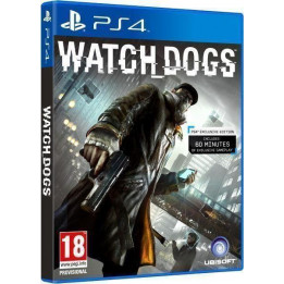 Coperta WATCH DOGS - PS4