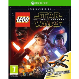 Coperta LEGO STAR WARS THE FORCE AWAKENS TOY EDITION - XBOX ONE