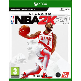 Coperta NBA 2K21 - XBOX ONE