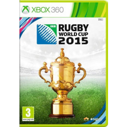 Coperta RUGBY WORLD CUP 2015 - XBOX360