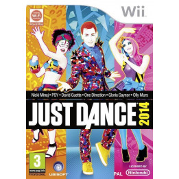 Coperta JUST DANCE 2014 ALT - WII