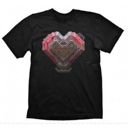 Coperta STARCRAFT 2 TERRAN HEART TSHIRT S