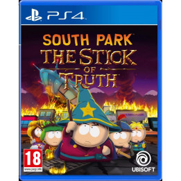 Coperta SOUTH PARK THE STICK OF TRUTH - PS4