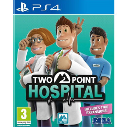 Coperta TWO POINT HOSPITAL - PS4