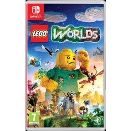 Coperta LEGO WORLDS - SW