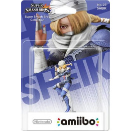 Coperta AMIIBO SHEIK NO. 23 (SUPER SMASH)