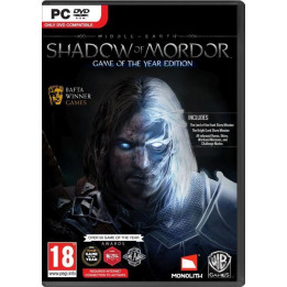 Coperta MIDDLE EARTH SHADOW OF MORDOR GOTY - PC