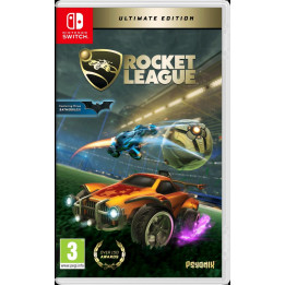 Coperta ROCKET LEAGUE ULTIMATE EDITION - SW