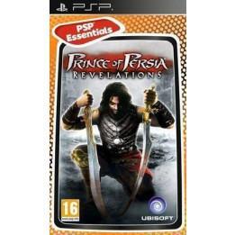 Coperta PRINCE OF PERSIA REVELATIONS PSP ESSENTIALS - PSP