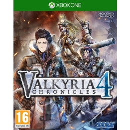Coperta VALKYRIA CHRONICLES 4 LAUNCH EDITION - XBOX ONE