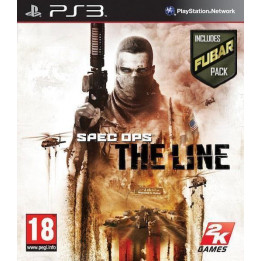 Coperta SPEC OPS THE LINE FUBAR EDITION - PS3