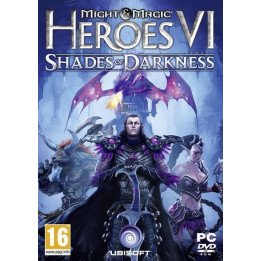 Coperta HEROES OF MIGHT & MAGIC 6 SHADES OF DARKNESS - PC