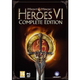 Coperta HEROES OF MIGHT & MAGIC 6 COMPLETE COLLECTION - PC