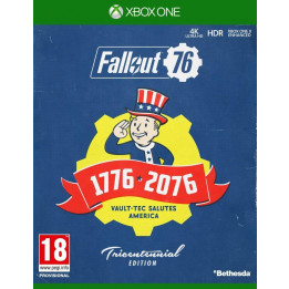 Coperta FALLOUT 76 TRICENTENNIAL EDITION - XBOX ONE