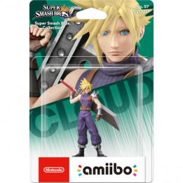 Coperta AMIIBO CLOUD NO 57 (SUPER SMASH)