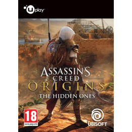 Coperta ASSASSINS CREED ORIGINS THE HIDDEN ONES - DLC 1 (UPLAY CODE)