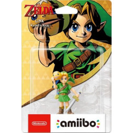 Coperta AMIIBO LINK MAJORAS MASK (THE LEGEND OF ZELDA)