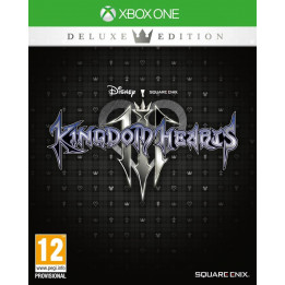 Coperta KINGDOM HEARTS 3 DELUXE EDITION - XBOX ONE