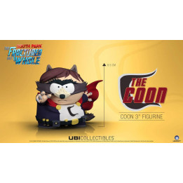 "Coperta SOUTH PARK THE FRACTURED BUT WHOLE THE COON 3"" FIGURINE"
