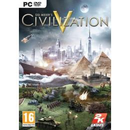 Coperta CIVILIZATION V - PC
