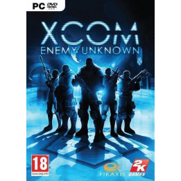 Coperta XCOM ENEMY UNKNOWN - PC