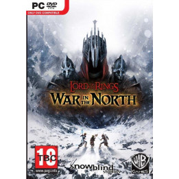 Coperta LORD OF THE RINGS WAR IN THE NORTH - PC