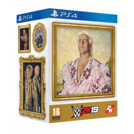 Coperta WWE 2K19 COLLECTORS EDITION - PS4