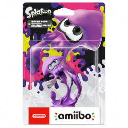 Coperta AMIIBO PURPLE SQUID (SPLATOON)