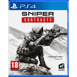 Coperta SNIPER GHOST WARRIOR CONTRACTS - PS4