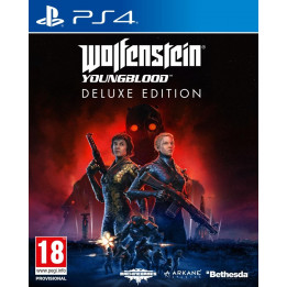 Coperta WOLFENSTEIN YOUNGBLOOD DELUXE - PS4