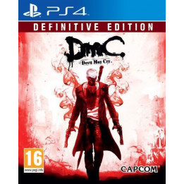 Coperta DMC DEVIL MAY CRY DEFINITIVE EDITION - PS4