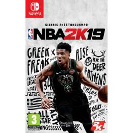 Coperta NBA 2K19 - SW