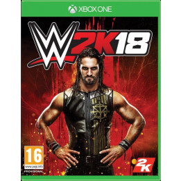 Coperta WWE 2K18 - XBOX ONE
