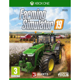 Coperta FARMING SIMULATOR 19 - XBOX ONE