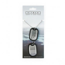 Coperta HITMAN BARCODE DOG TAG