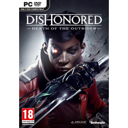 Coperta DISHONORED DEATH OF THE OUTSIDER - PC
