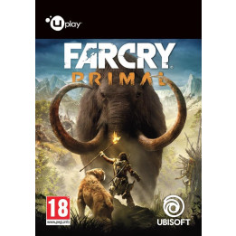 Coperta FAR CRY PRIMAL - PC (UPLAY CODE)