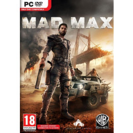 Coperta MAD MAX - PC